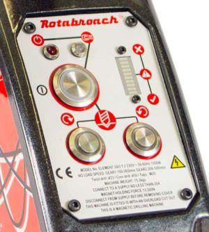 Магнитный сверлильный станок Element 50 Rotabroach - Галерея 2