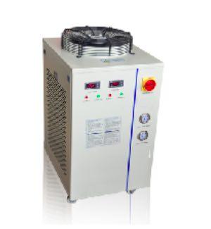 Технические характеристики охладительной установки на водной основе (чилер)