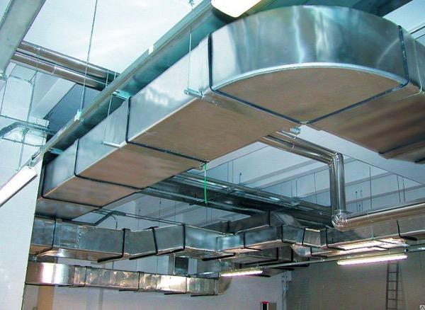 Производство вентиляционных систем