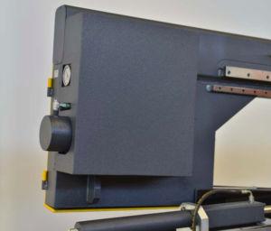 Полуавтоматический ленточнопильный станок Beka-Mak BMSY 440-2