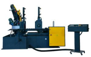 Автоматический ленточнопильный станок Beka-Mak BMSY 320 GH NC -3