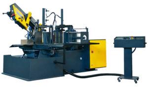 Автоматический ленточнопильный станок Beka-Mak BMSY 320 GLH NC