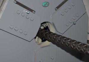 Станок для витой трубы СХК-4