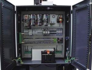 Вертикально-фрезерный станок ОЦФ150В