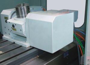 Вертикально-фрезерный станок ОЦФ350В