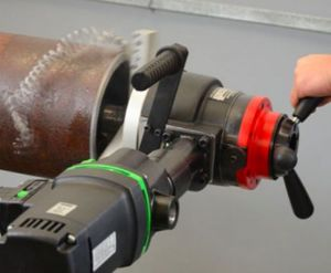 Торцеватель-кромкорез трубный Promotech PRO 10 РВ - Галерея 3