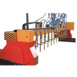 Многорезаковый станок термической (плазменной) резки с ЧПУ серии CNCMS