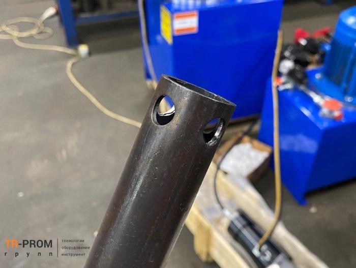 Станок для пробивки трубы - MTS (Италия)