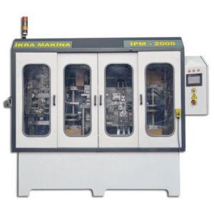 Универсальная машина для формовки проволоки и штрипса Ikra Makina IPM 2000