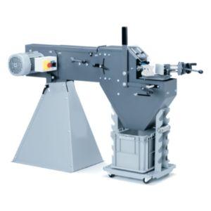 Ленточно-шлифовальный комплекс для сопряжения трубы BGM 75