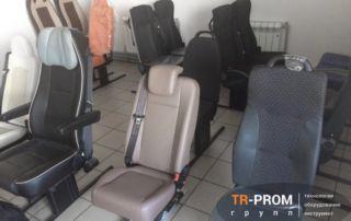 Изготовление сидений для автобусов