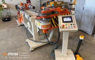 Поставка трубогиба Cansa Makina на производство медицинского оборудования