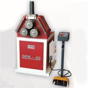 Гидравлический профилегиб OSTAS OPK-40
