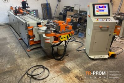 Поставка автоматического трубогиба Cansa Makina на мебельное производство