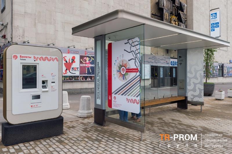 Технология изготовления автобусных остановок из алюминия
